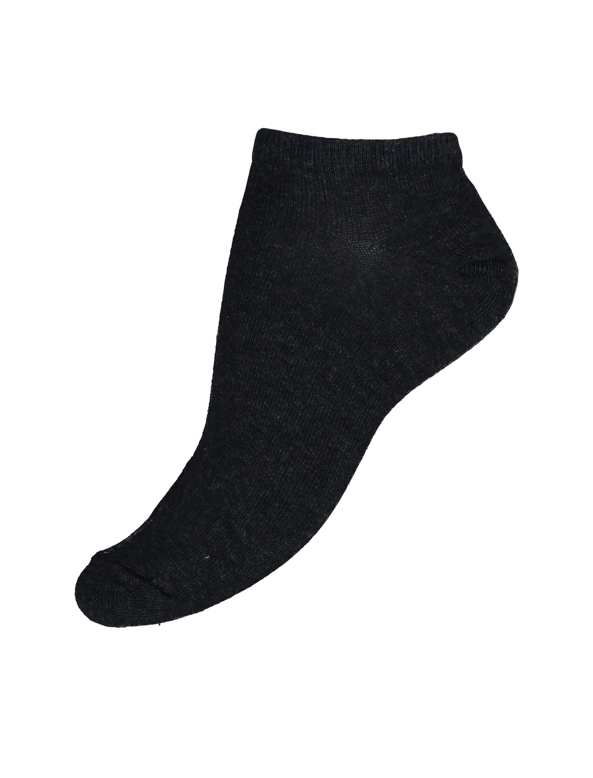 جوراب نخی ساق کوتاه مردانه