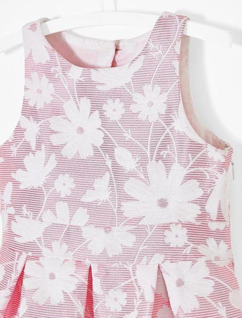 پیراهن روزمره دخترانه Lamiko - جاکادی - صورتي - 3