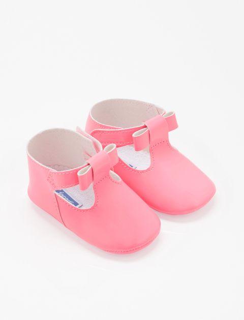 کفش چسبی نوزادی دخترانه Maebis - جاکادی - صورتي - 2