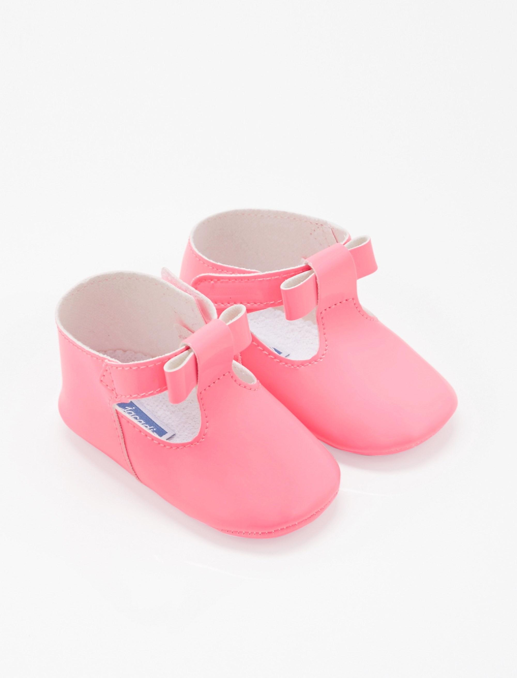 کفش چسبی نوزادی دخترانه Maebis - جاکادی