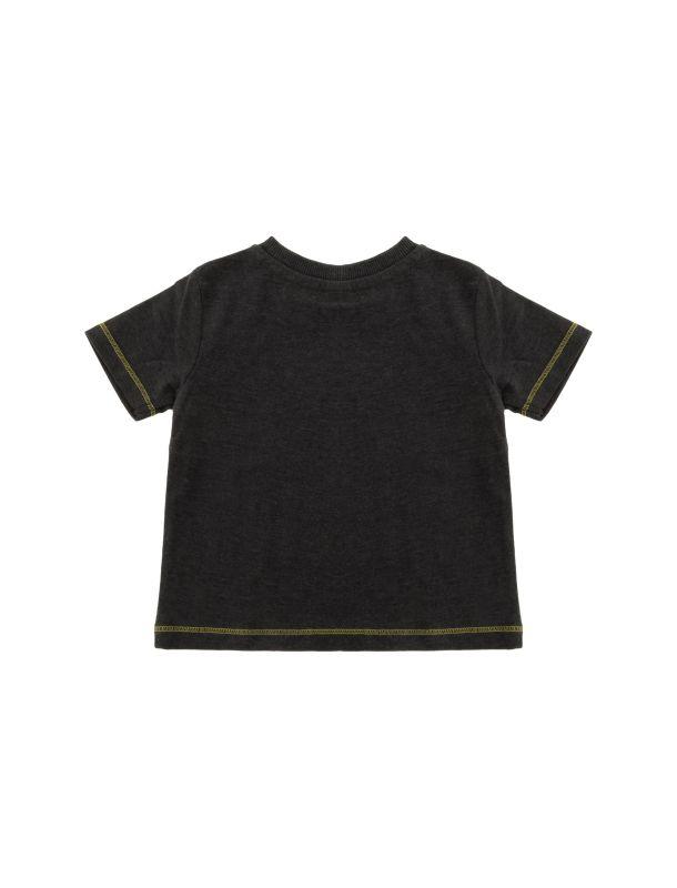تی شرت نخی نوزادی پسرانه - بلوکیدز