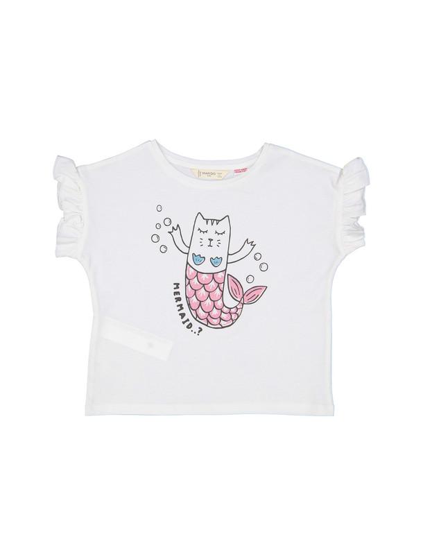 تی شرت و شلوار نخی دخترانه