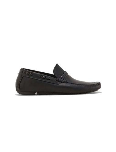 کفش راحتی چرم مردانه  Blusie Di