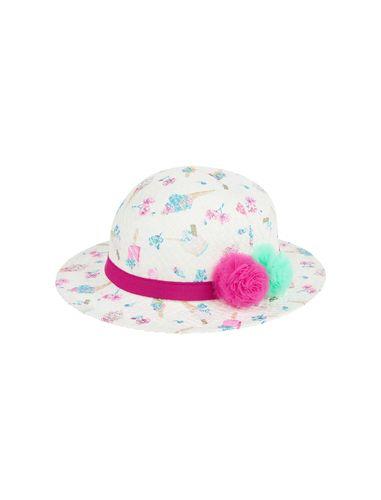 کلاه نوزادی دخترانه