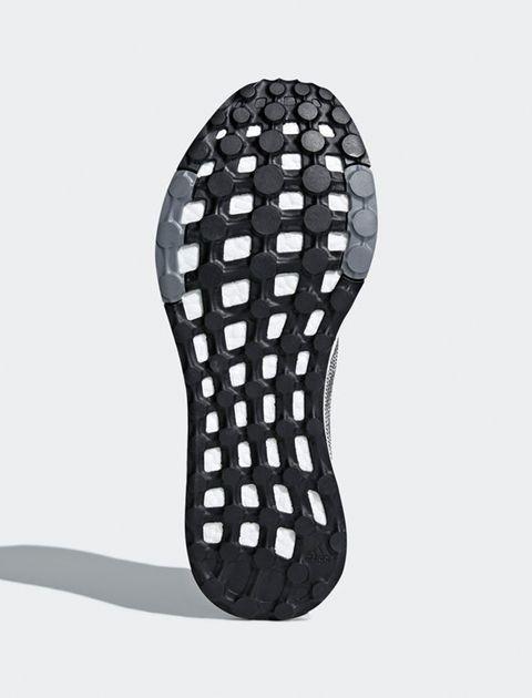 کفش مخصوص دویدن مردانه آدیداس مدل Pureboost DPR - طوسي - 2