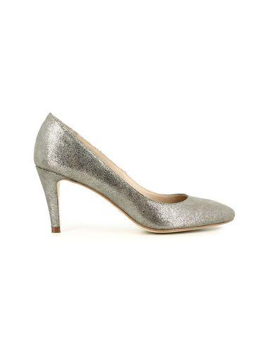 کفش چرم پاشنه بلند زنانه - ژوناک