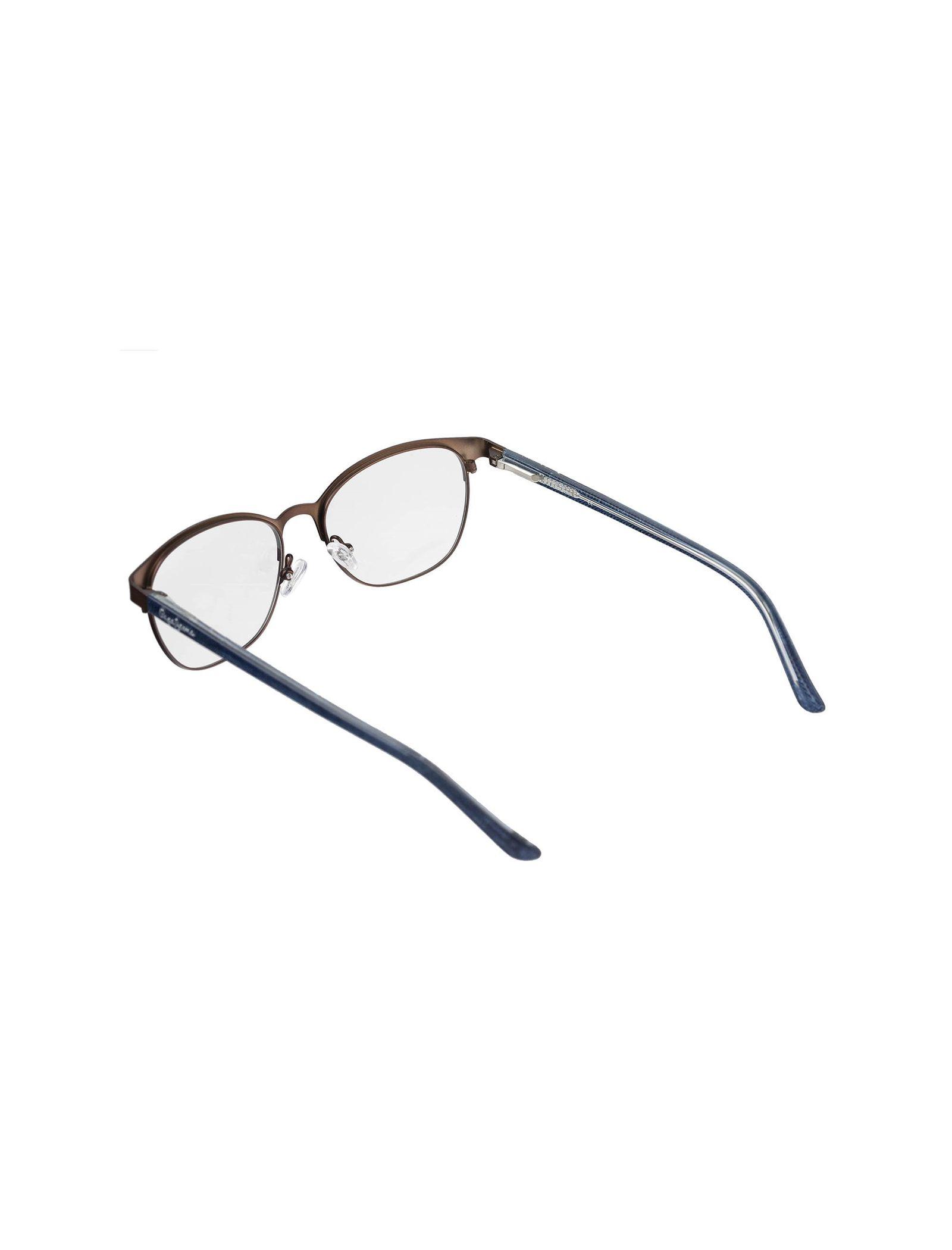عینک طبی ویفرر زنانه - پپه جینز - قهوه اي - 3