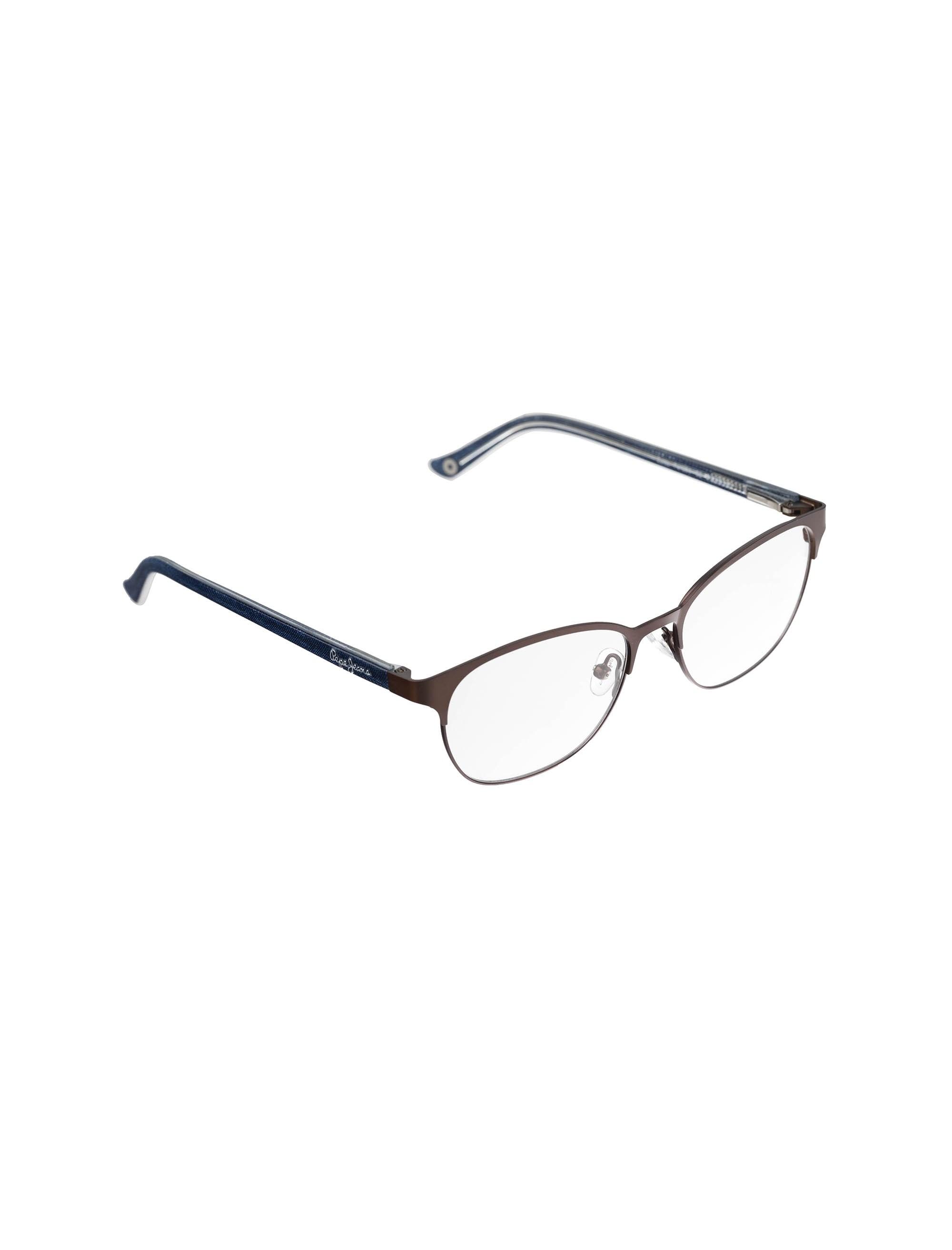 عینک طبی ویفرر زنانه - پپه جینز - قهوه اي - 4