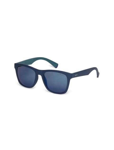 عینک آفتابی ویفرر مردانه - آبي نفتي - 1
