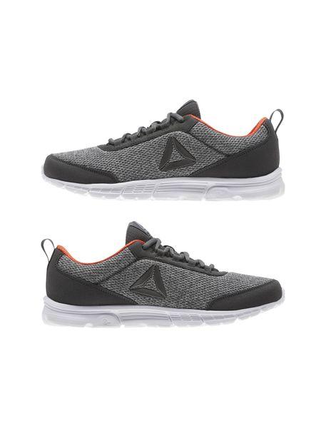 کفش دویدن بندی مردانه Speedlux - طوسي - 2
