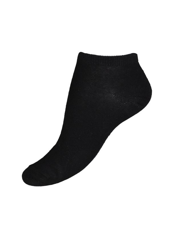 جوراب نخی ساق کوتاه زنانه - یوپیم