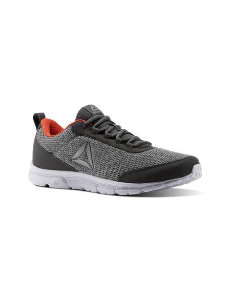 کفش دویدن بندی مردانه Speedlux - طوسي - 4
