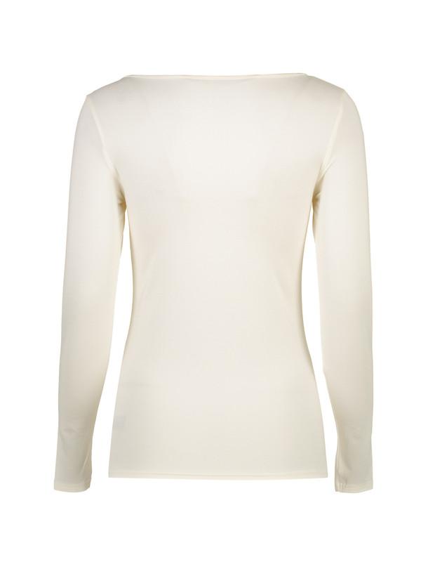 تی شرت ویسکوز آستین بلند زنانه - اتام