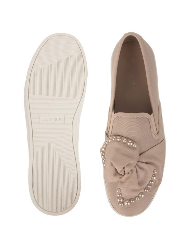 کفش تخت پارچه ای زنانه - کال ایت اسپرینگ