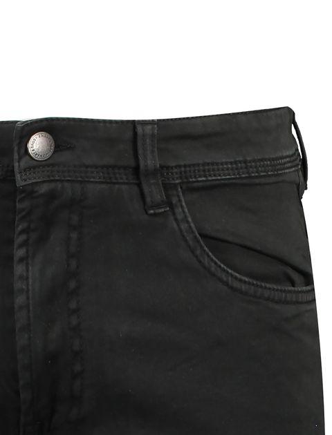 شلوار جین جذب مردانه - یوپیم - مشکي - 4