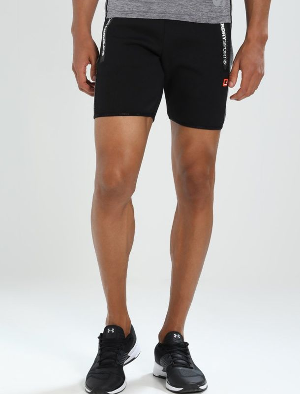 شلوارک ورزشی طرح دار مردانه - سوپردرای