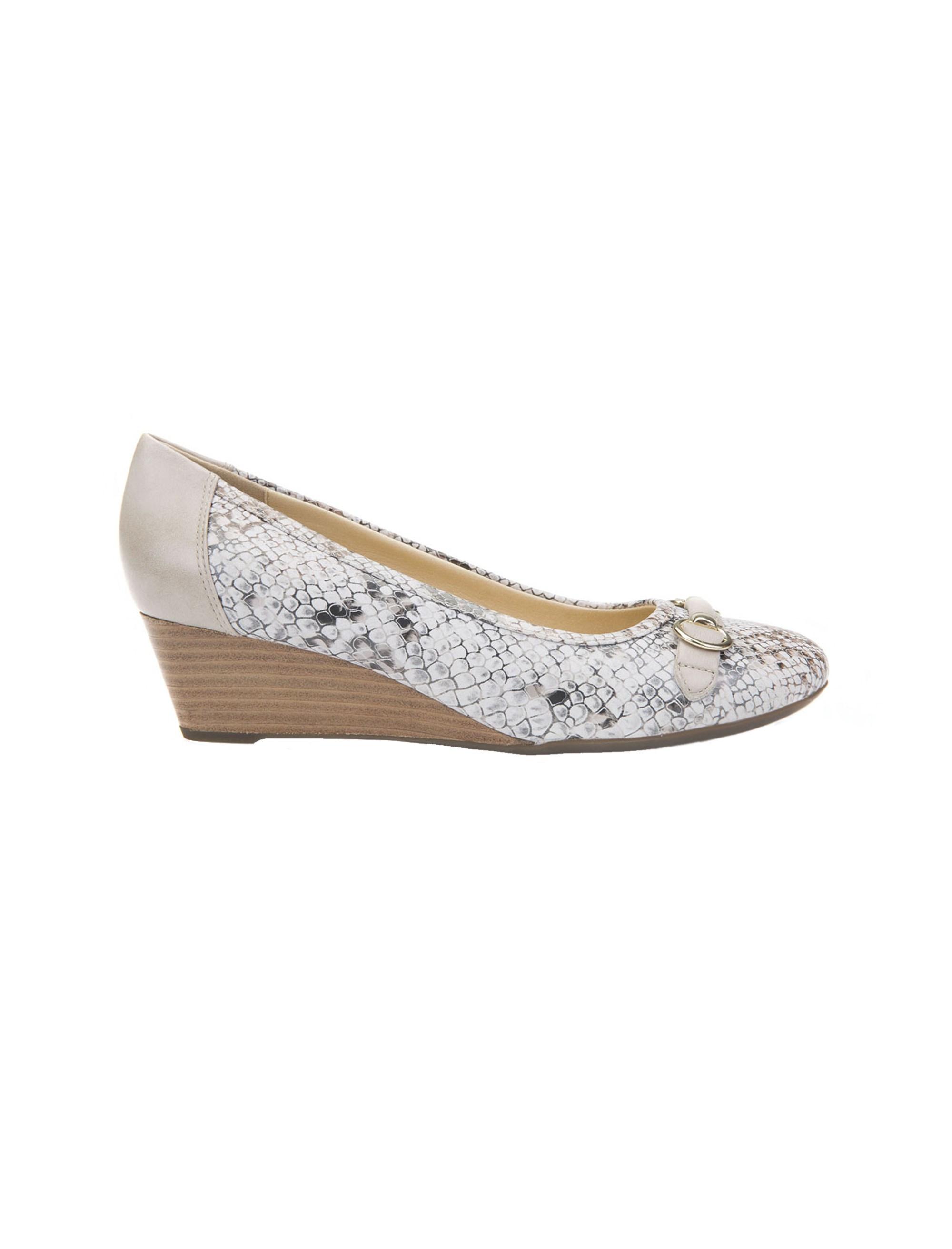 کفش لژدار چرم زنانه Floralie