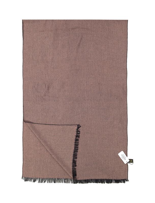 شال ویسکوز طرح دار زنانه - دونابل تک سایز