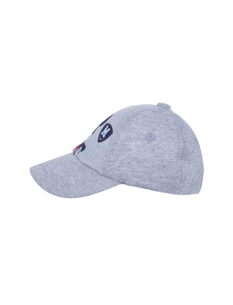 کلاه نخی پسرانه - طوسي - 3