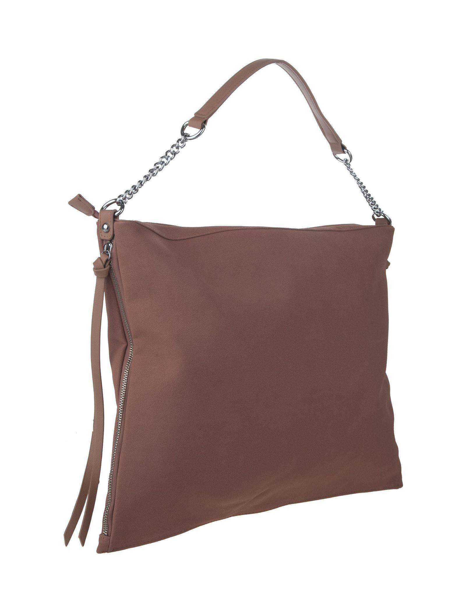 کیف دستی روزمره زنانه - شانتال - صورتي - 2