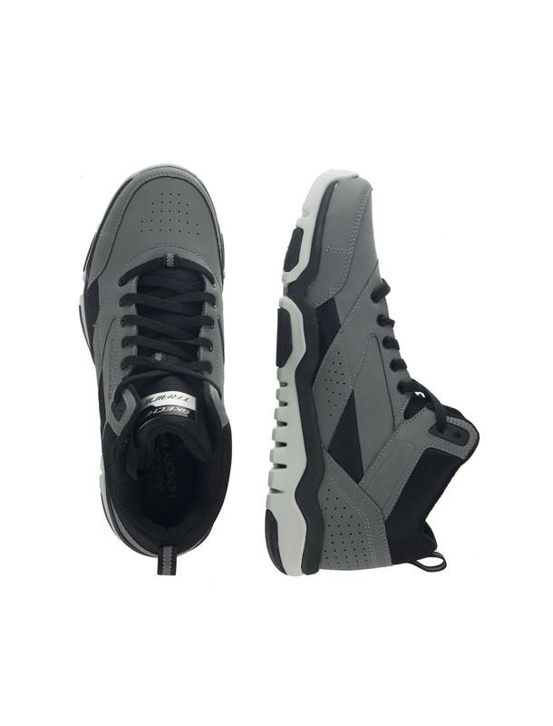 کفش پیاده روی چسبی مردانه Flex Advantage 2-0 Gurn - اسکچرز
