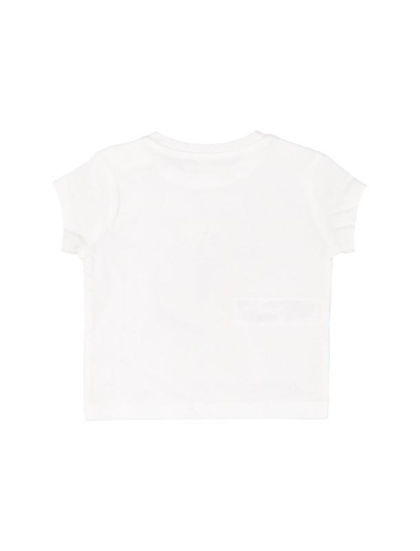 تی شرت نخی نوزادی دخترانه