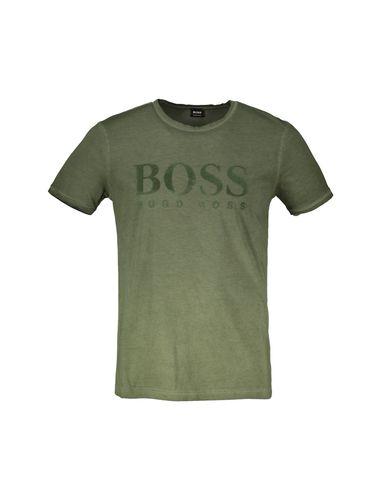 تی شرت نخی یقه گرد مردانه Tomlouis