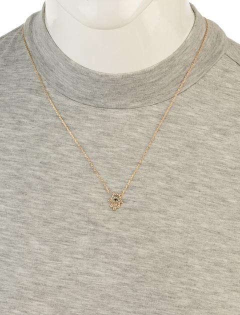 گردنبند استیل زنانه - ورو مدا - طلايي - 4