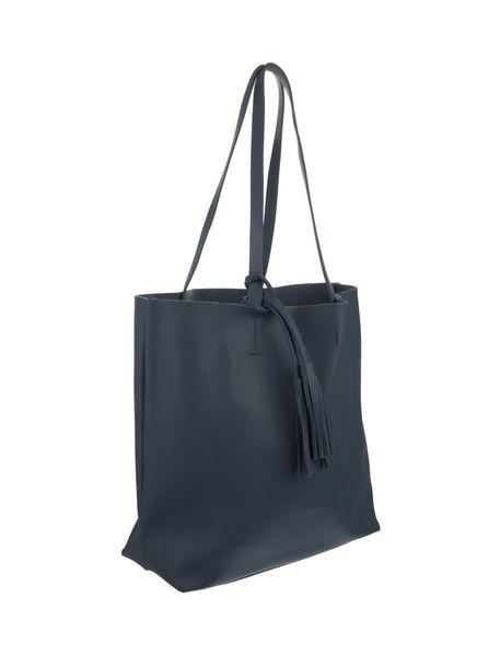 کیف دوشی زنانه - سرمه اي - 3