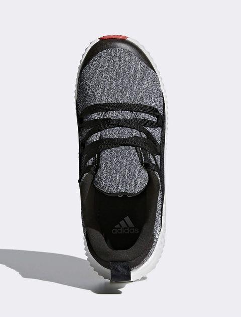 کفش پیاده روی بندی بچگانه Fortarun X - آدیداس - خاکستري - 2