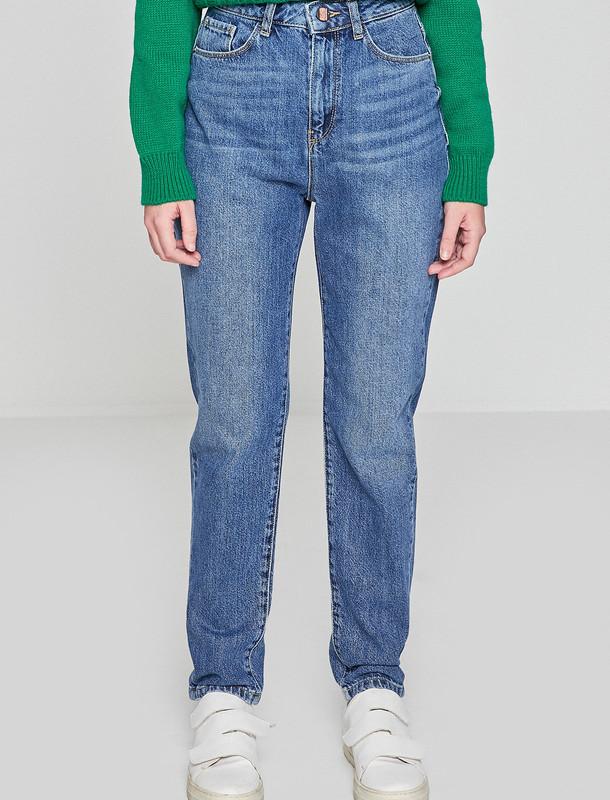 شلوار جین راسته زنانه - کوتون