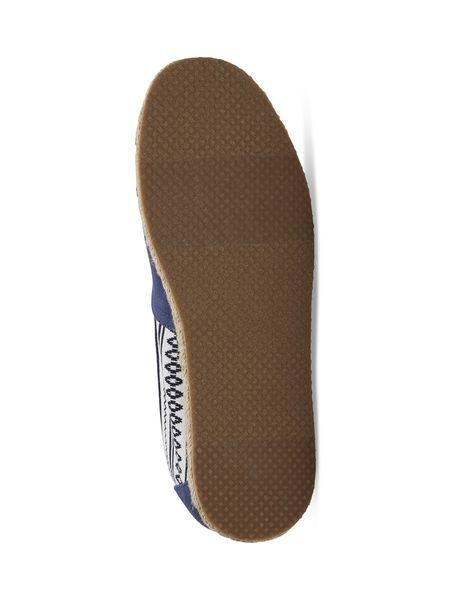 کفش راحتی نخی مردانه Classics - آبي - 3