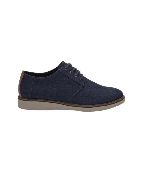 کفش اداری پارچه ای مردانه Preston Dress - تامز - سرمه اي  - 1