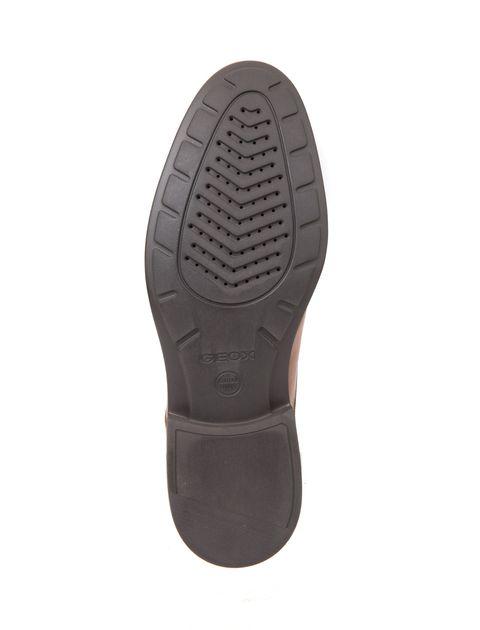 کفش اداری چرم مردانه Hilstone - جی اوکس - قهوه اي  - 3