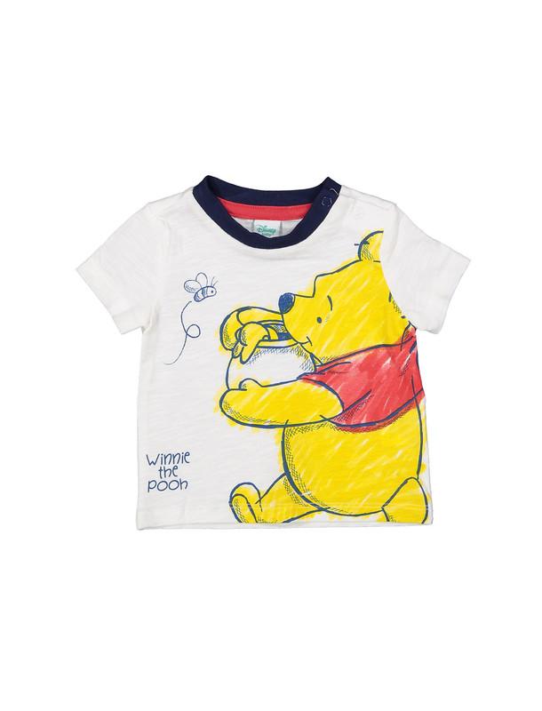 تی شرت و شلوارک نخی نوزادی پسرانه - بلوکیدز
