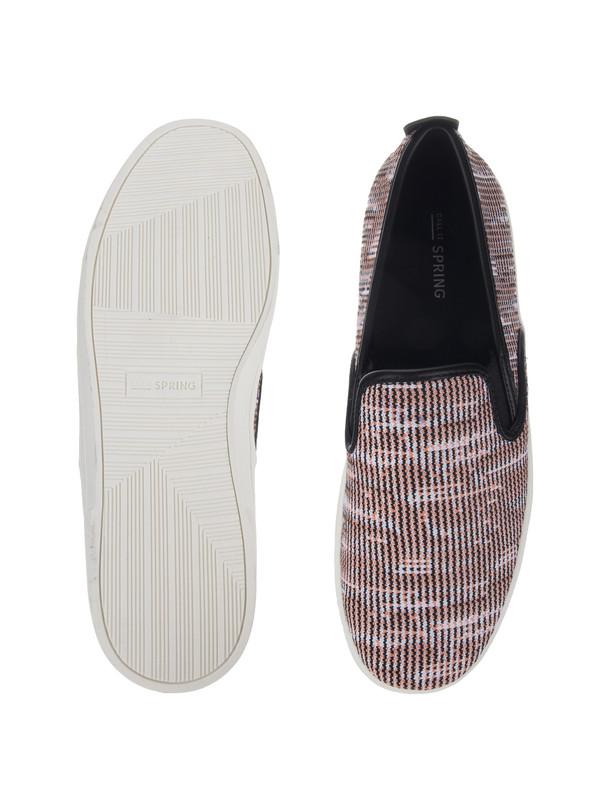 کفش تخت پارچه ای زنانه