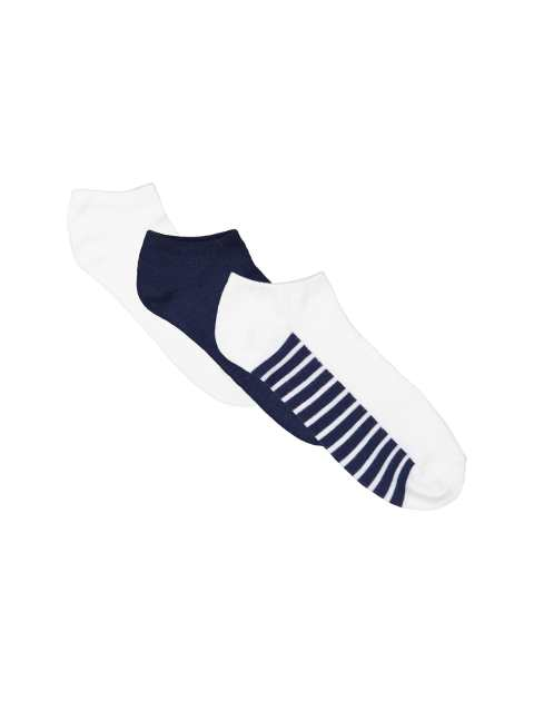 جوراب بدون ساق مردانه بسته 3 عددی