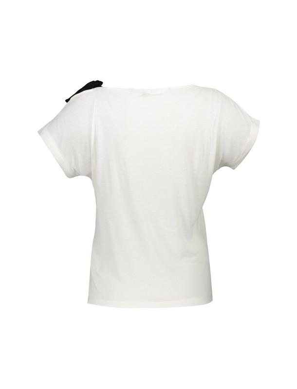 تی شرت ویسکوز آستین کوتاه زنانه