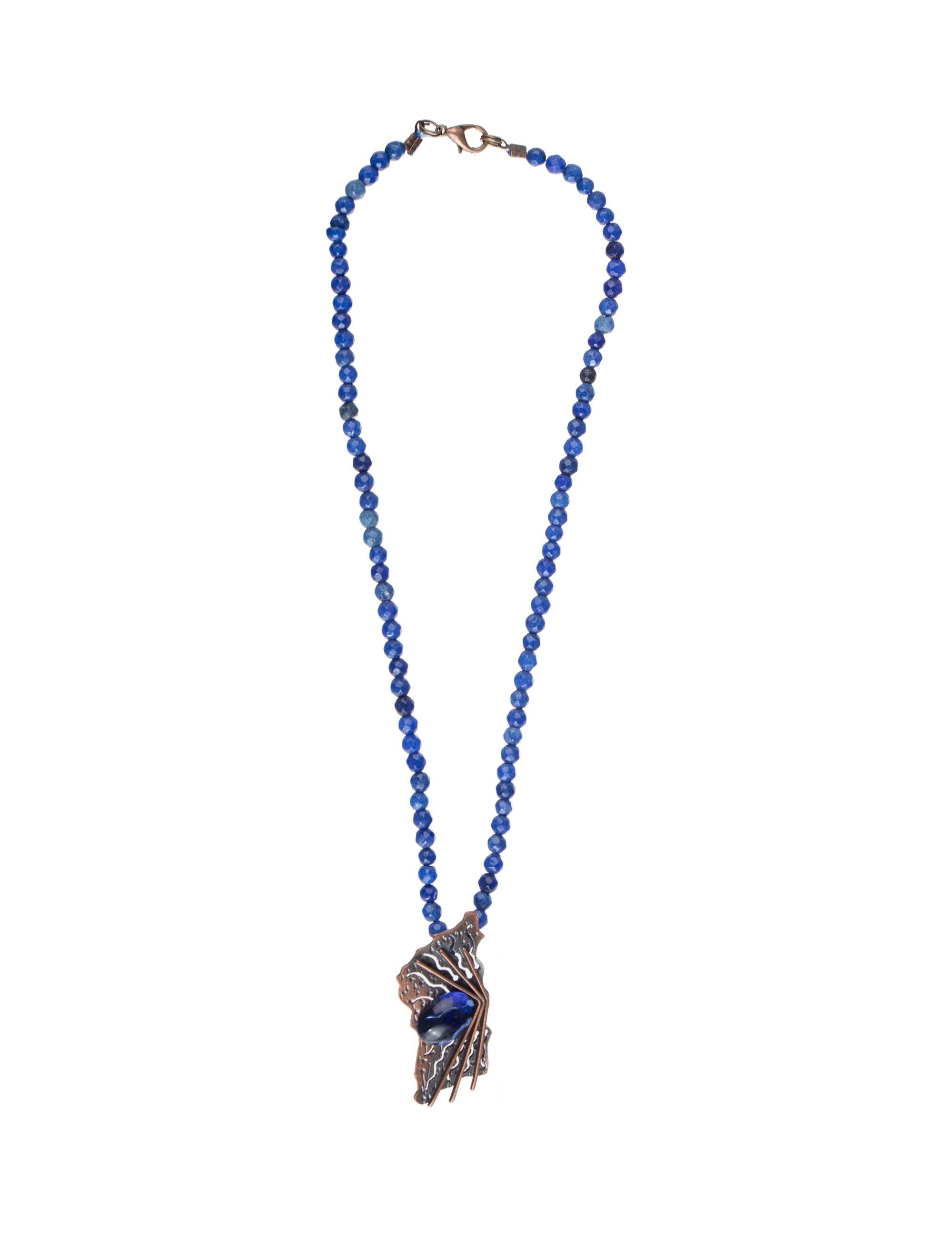 گردنبند آویز زنانه - زرمس
