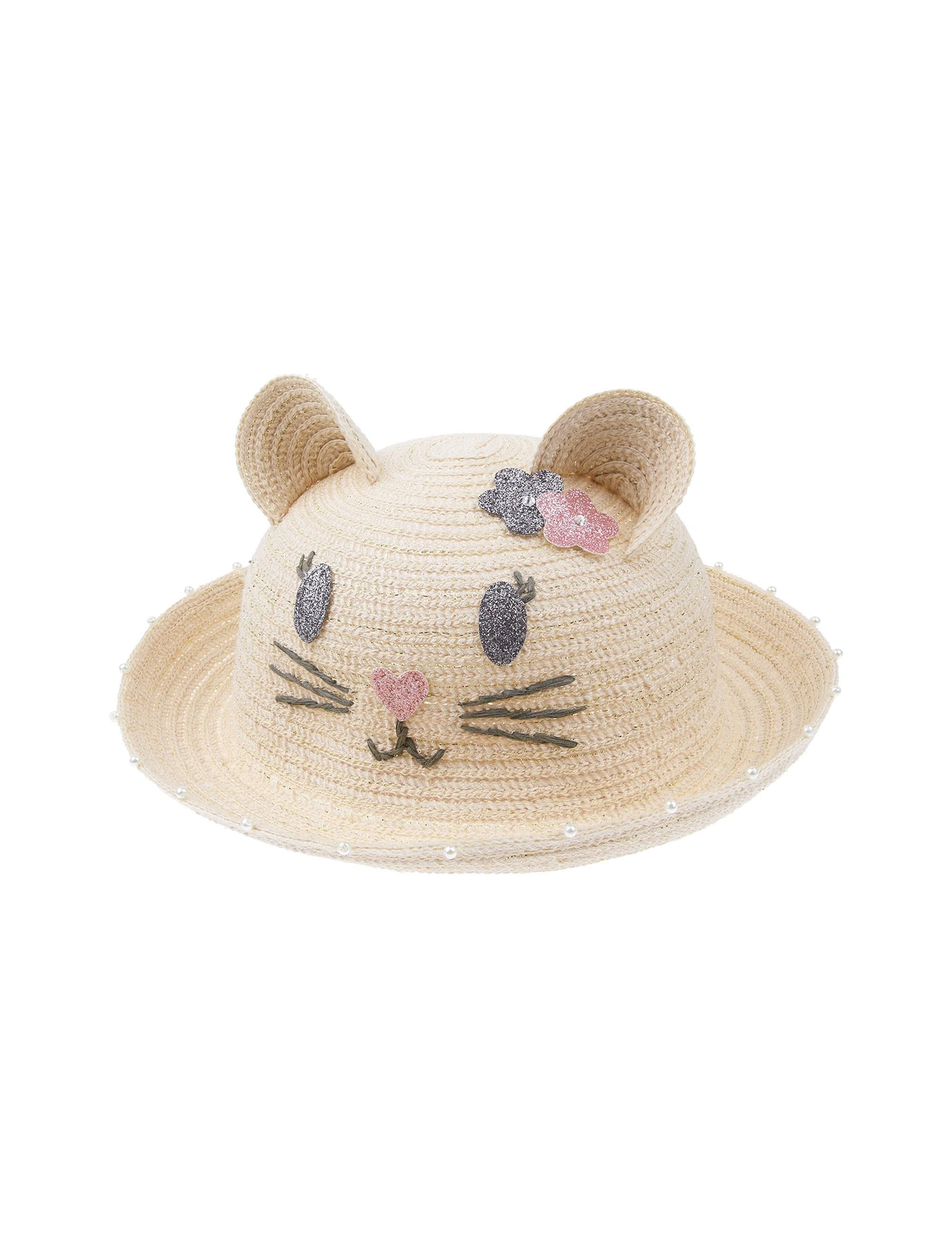 کلاه ساحلی دخترانه