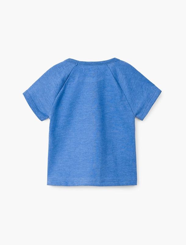 تی شرت نخی نوزادی پسرانه - مانگو