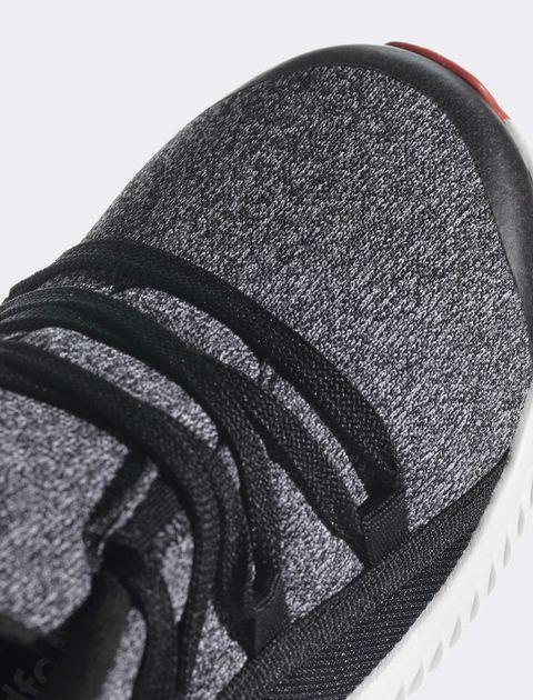 کفش پیاده روی بندی بچگانه Fortarun X - آدیداس - خاکستري - 9