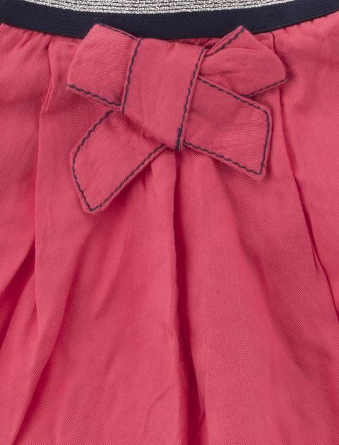 شلوارک ساده دخترانه - بلوکیدز - قرمز - 3