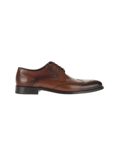 کفش رسمی چرم مردانه - گاندو