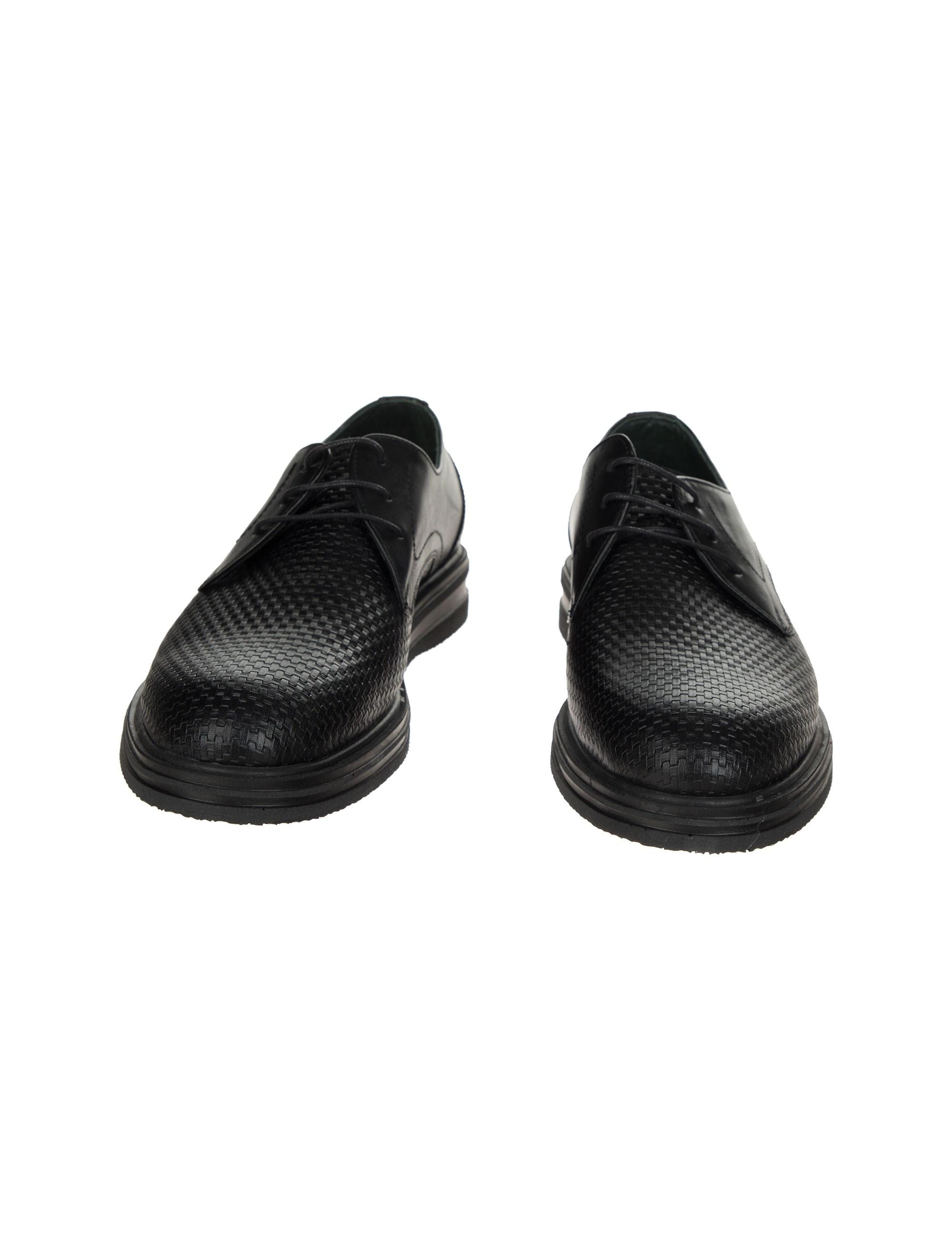 کفش چرم اداری مردانه - شیفر