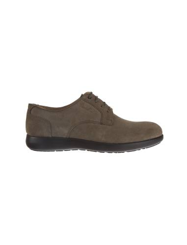 کفش اداری چرم بندی مردانه - دنیلی