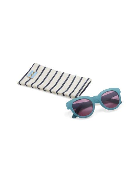 عینک آفتابی پنتوس زنانه Florentin - آبي - 4