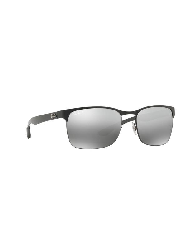 عینک آفتابی مستطیلی مردانه - ری بن