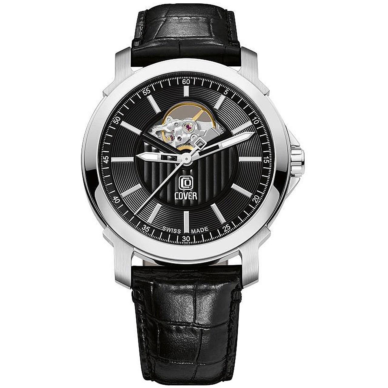 ساعت مچی عقربه ای مردانه کاور مدل CoA10.01