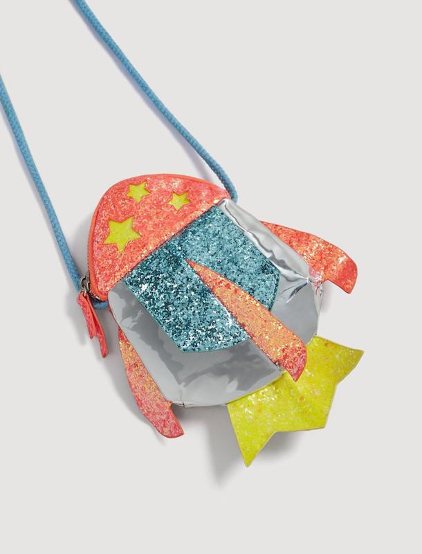 کیف دوشی دخترانه - مانگو
